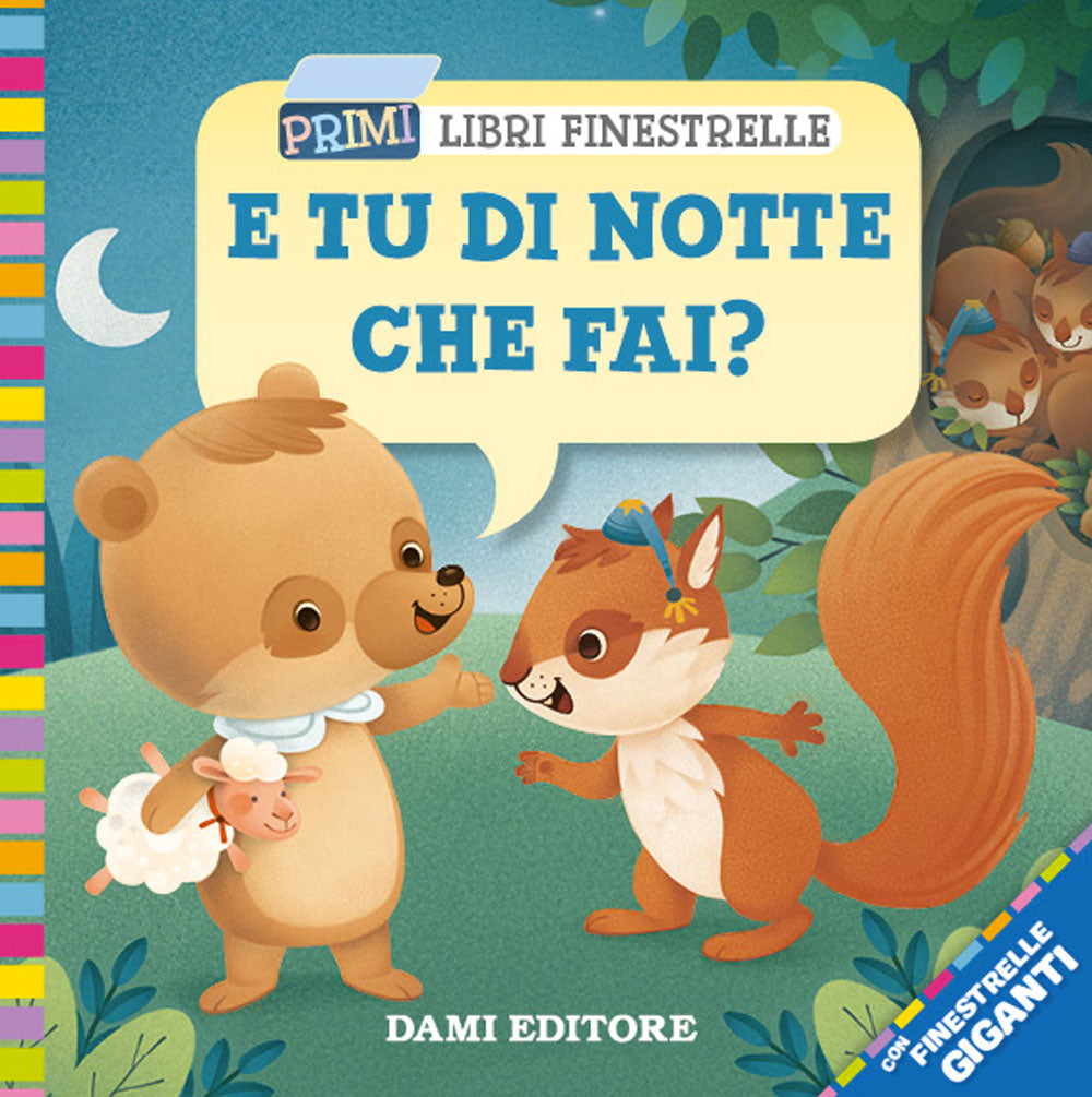 Et Tu Di Notte, Che Fai?  (And What Do You Do at Night?)