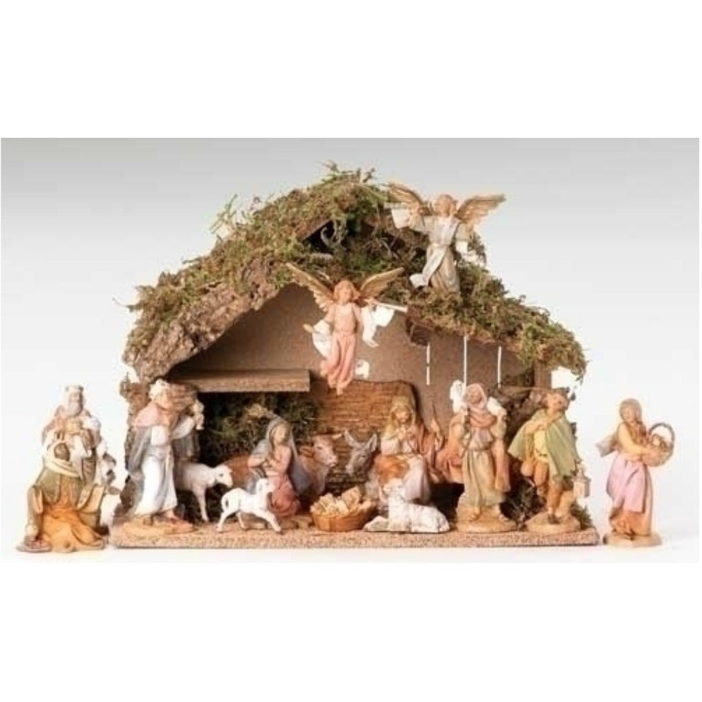 Fontanini - Sixteen Piece Figure Nativity Set # 54492