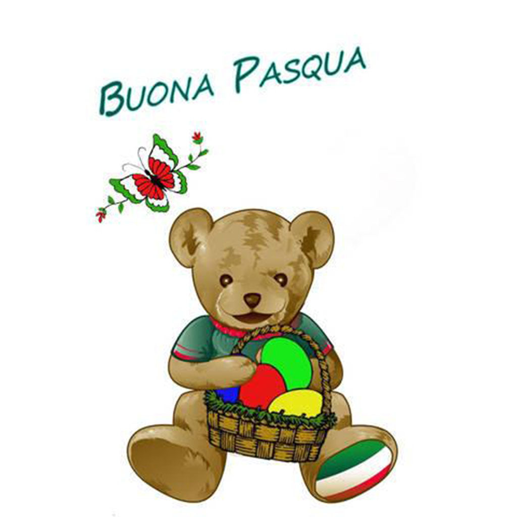 Giovanni Pasqua Greeting Card Italian Childrens Market