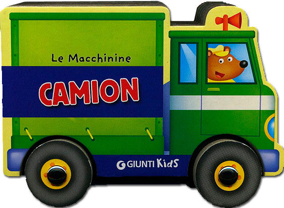 Camion (Truck) Board Book