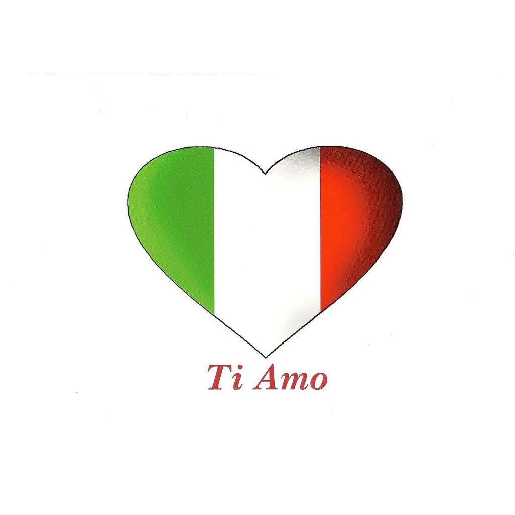 Ti Amo - (I Love You)