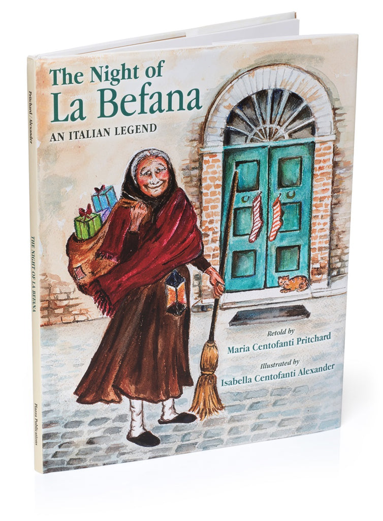 NEW! La Befana Christmas ornament