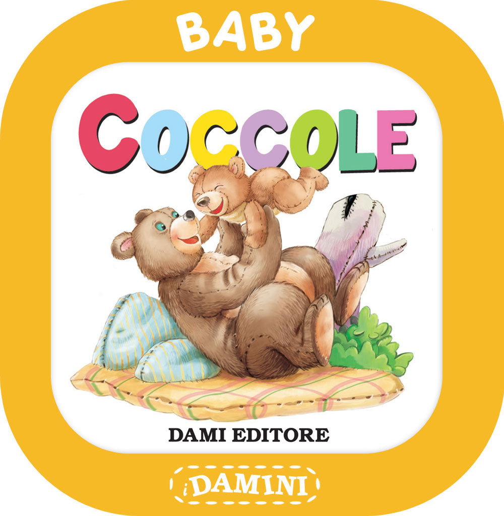 Baby Book - Coccole