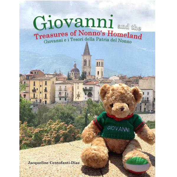 Giovanni and the Treasures of Nonno's Homeland (Bilingual)-MORE ON THE WAY