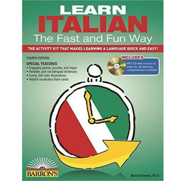 Learn Italian the Fast & Fun Way