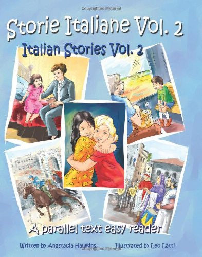 Storie Italiane Volume 2 - Bilingual