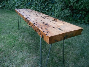 Fabulous   Bankia Bench   by WoodShed Production