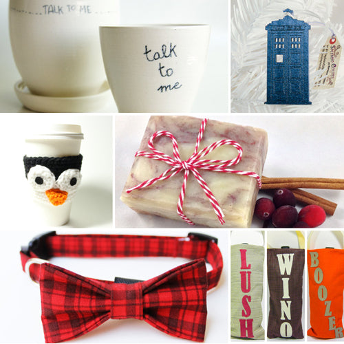 Just a few of the fabulous handcrafted items available this weekend!