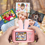 Kid Friendly Cam with 16GB SD Card