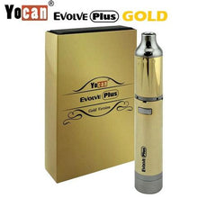 Load image into Gallery viewer, YOCAN EVOLVE PLUS GOLD EDITION WAX VAPORIZER