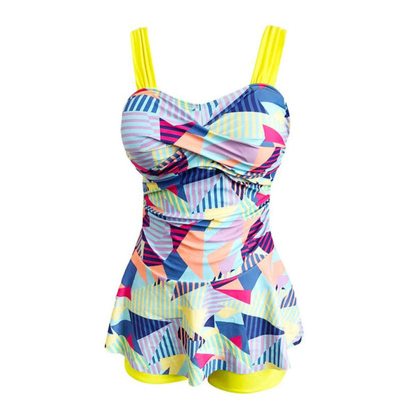 Summer Bikinis Set swimwear women Plus Size Print Woman two piece swimsuit Sexy bikinis 2018 mujer push up Beachwear