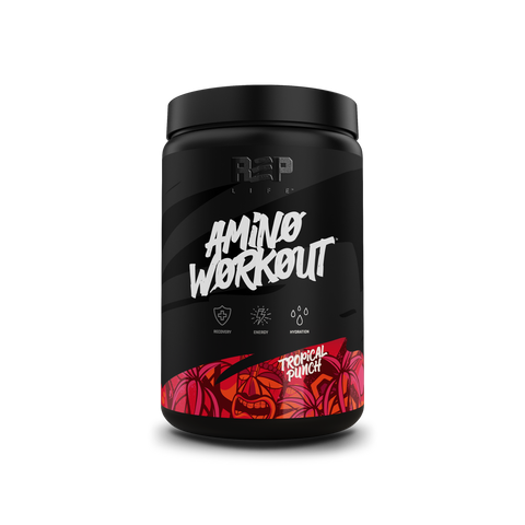 Amino Workout Powder - Tropical Punch