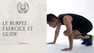 Le burpee exercice et guide