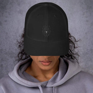 Casquette King black