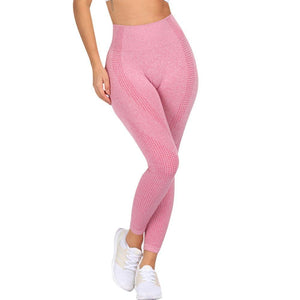 Legging confort rose