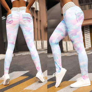 Legging Fitness Blue