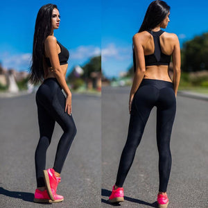 Legging noir simple