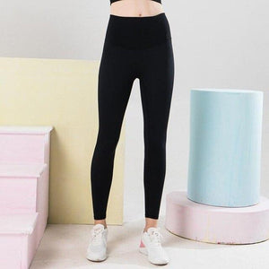 Legging unis sobre