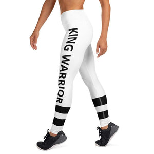 New Legging King Blanc