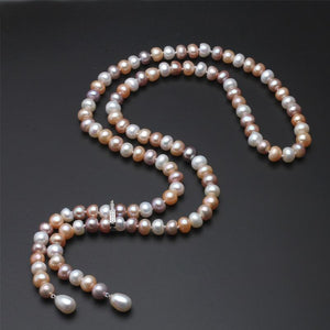 Her Shop accessories 100% Genuine Freshwater Pearl Necklace
