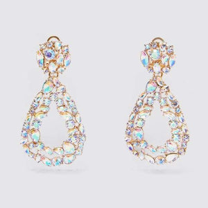 Her Shop accessories 27 Crystal Long Earrings For Women