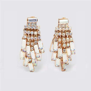 Her Shop accessories 29 Crystal Long Earrings For Women