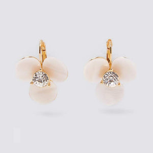 Her Shop accessories Crystal Long Earrings For Women