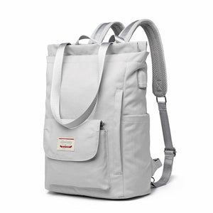 Her Shop Bags Waterproof Stylish Laptop Student Backpack