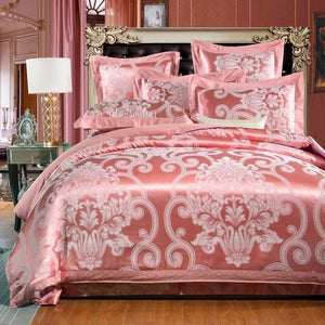 Her Shop Bedding Such as pictures 6 / King Embroidered Pillowcase Duvet Cover bed sheets