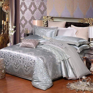 Her Shop Bedding Such as pictures 13 / King Embroidered Pillowcase Duvet Cover bed sheets