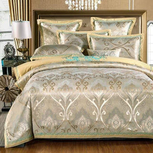 Her Shop Bedding Such as pictures 17 / King Embroidered Pillowcase Duvet Cover bed sheets