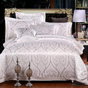 Her Shop Bedding Such as pictures 12 / King Embroidered Pillowcase Duvet Cover bed sheets
