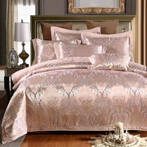 Her Shop Bedding Such as pictures 8 / King Embroidered Pillowcase Duvet Cover bed sheets