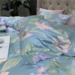 Her Shop Bedding New Soft Egyptian Cotton Luxury Bedding Set