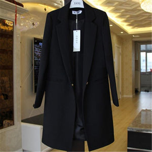 Her Shop coat black / S Windbreaker Coat
