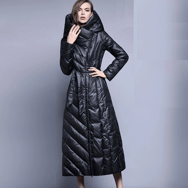 Her Shop Coats, Jackets & Blazers Brand Hooded Long XS-7XL Plus size 90% Duck Down Coat