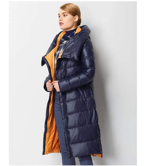 Her Shop Coats, Jackets & Blazers Women's High Quality Hooded Warm Fashionable Parkas