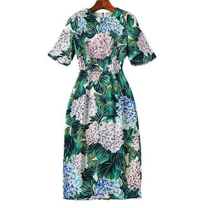 Her Shop Dresses Multi / S Summer New Fashion Short Dress