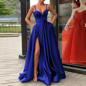 Her Shop Dresses as pic 1 / 2 Sweetheart Long Evening Gown