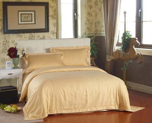 Her Shop 6 / King Five Stars Hotel 100% cotton satin Luxury white hotel bed linen bedspreads elegant  bedding set duvet cover King Queen size