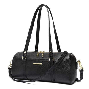 Her Shop Handbag Black / 34x13x12cm Luxury Brand Designer Genuine Leather Handbag