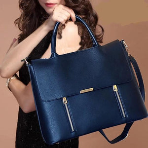 Her Shop Handbags Luxury Fashion Business Women Briefcases