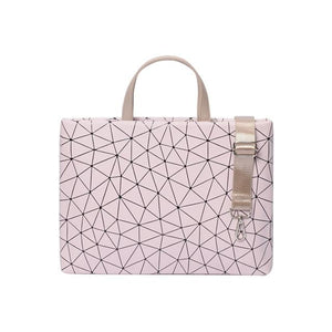 "Her Shop laptop bag Pink / 11 inch 2018 PU Leather Bag for Laptop 11""12"" 13"" 14"" 15.6"" / MacBook Air/Pro 13.3"",15.4"" Shoulder Bag"