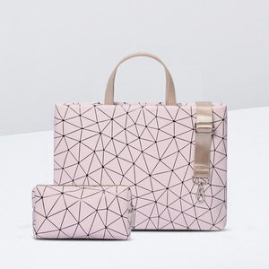 "Her Shop laptop bag Pink set / 11 inch 2018 PU Leather Bag for Laptop 11""12"" 13"" 14"" 15.6"" / MacBook Air/Pro 13.3"",15.4"" Shoulder Bag"