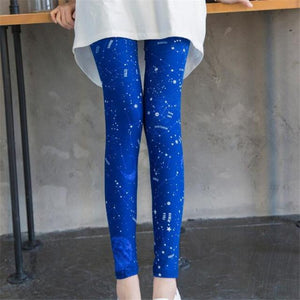 Her Shop Leggings Constellation / One Size New Fashion Camouflage Printing Elasticity Leggings