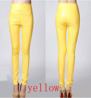 Her Shop Leggings Yellow / S Women Autumn Winter Legging