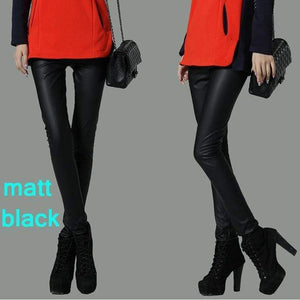 Her Shop Leggings matte black / S Women Autumn Winter Legging