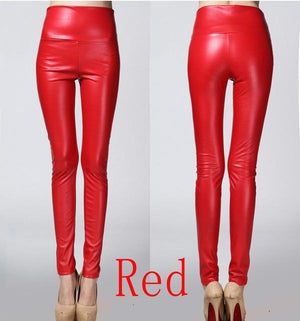 Her Shop Leggings red / S Women Autumn Winter Legging