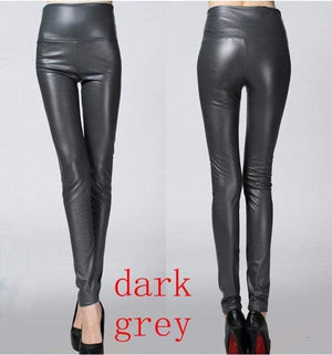 Her Shop Leggings dark grey / S Women Autumn Winter Legging