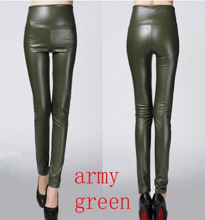 Her Shop Leggings army green / S Women Autumn Winter Legging
